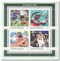 Guinea Bissau 2003, Postfris MNH, Olympic Summer Games - Guinea-Bissau