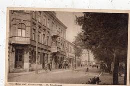 POLOGNE TOMASZOW MAZ PILSUDSKISTRASSE UL PITSUDSKIEGO - Pologne