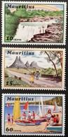 MAURITIUS 1971 Tourist Publicity LOT - Mauritius (1968-...)