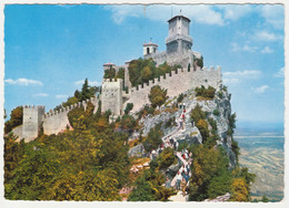 LA FORTEZZA, SAN MARINO. POSTED 1965 - San Marino
