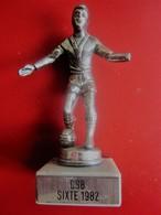 1982 TOURNOI U.S. BEAUMONT MARSEILLE TROPHÉE STATUETTE RÉCOMPENSE VAINQUEUR TOURNOI FOOTBALL FOOT-Sport Football Futball - Other