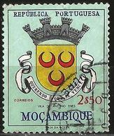 MOZAMBIQUE 1961 - Mi. 468 O, Vila Antonio Enes | City Coat Of Arms - Mozambique
