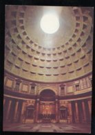CPM Non écrite Italie ROMA Il Pantheon Interno - Panthéon