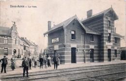 Belgique - Lessines - Deux-Acren - La Gare - Lessen