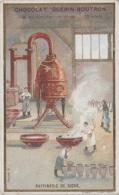 Chromos - Chromo Guérin-Boutron - Industrie Usine - Sucre Raffinerie Métiers - Guerin Boutron