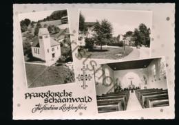Liechtenstein - Pfarrkirche Schaanwald [AA39-5.521 - Liechtenstein