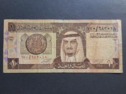 Saudi Arabia 1 Riyal 1984 (Lot Of 4 Banknotes) - Saudi Arabia