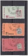 Cuba Nº 556 Al 558 - Cuba