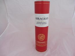 * BOITE CARTON ABRACHAN SCOTCH WHISKY - Autres Collections