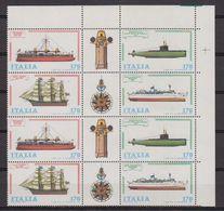 Italy 1979 Ships / Naval Fleet 2x4v  ** Mnh (42484) - 1946-.. Republiek