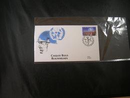 "BELG.1997 2692 FDC : "" Blauwhelmen / Casques Bleus "" - FDC"