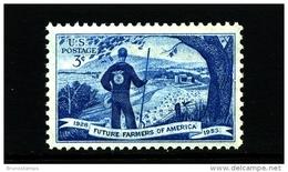 UNITED STATES/USA - 1953  FUTURE FARMERS  MINT NH - Stati Uniti