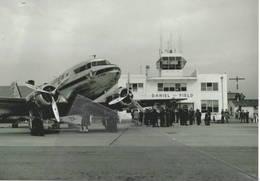DELTA Air Lines Airlines Douglas DC 3 C-49E N28343Airplane DC-3 Stampa 2018 DANIEL FIELD AIRPORT - 1946-....: Era Moderna