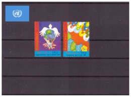 Nations Unies Genève 2004 - MNH ** - Paix - Michel Nr. 503-504 Série Complète (ung022) - Office De Genève