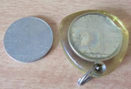 Vatican - 2 Monnaies 100 Lires Pius XII Et Ioannes XXIII - 1958 Et 1959 Dont Une Montée En Porte-clés - Vatican