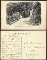 CPA-FRANCE--LA MELONNE Par SANARY--VAR--RARE - Sanary-sur-Mer