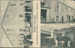 57 SAINTE MARIE AUX CHENES / Hotel L'Europe Di Antonio Dal Maso / - Autres Communes
