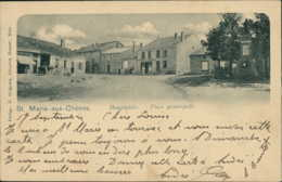 57 SAINTE MARIE AUX CHENES / Place Principale / - France