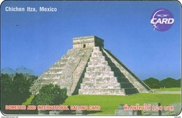 Thailand Phonecard TOT New Nr.236 C Chichen Itza Nexico - Thaïland