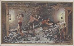 Chromos - Chromo Guérin-Boutron - Industrie Mines Charbon - Métiers - Mineurs - Houille - Guerin Boutron