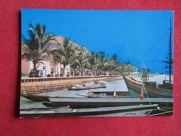 Guinea - Guiné Portuguesa - Trecho Da Zona Portuária De Bissau - Guinea-Bissau
