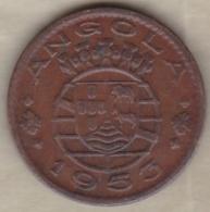 Colonie Portugaise, Angola, 1 Escudo 1953 - Angola