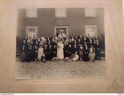Photo Originale , Grand Format , Famille Walch-wolter , Bigelbach, Photo Maroldt Wiltz - Autres
