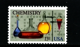 UNITED STATES/USA - 1976  CHEMISTRY  MINT NH - Stati Uniti
