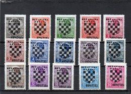 CROATIE 1941 ** - Croatie