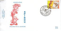 FDC Rodan Spirou - 2302 - FDC