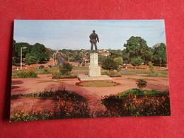 Guinea - Guiné Portuguesa - Bissau - Monumento A Teixeira Pinto - Guinea-Bissau
