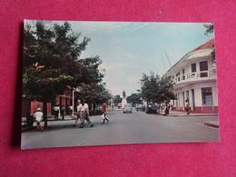 Guinea - Guiné Portuguesa - Bissau - Avenida Carvalho Viegas - Guinea-Bissau