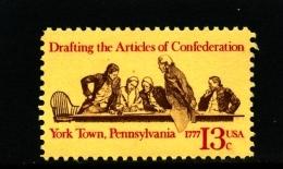 UNITED STATES/USA - 1977  DRAFTING THE ARTICLES OF CONFEDERATION  MINT NH - Stati Uniti