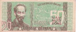 BILLET VIETNAM 50 DONG De 1953 @ PICK 42 - Vietnam