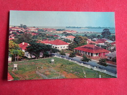Guinea - Guiné Portuguesa - Bissau - Vista Parcial E Ilhéu Do Rei - Guinea-Bissau