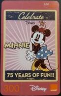 Mobilecard Thailand - Orange - Disney - Minnie (1) - Thaïland
