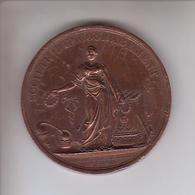 Société D'encouragement Fondée Le IX Brum An X 1802 - A Louis-Laurent THEZARD En 1851 - Professionnels / De Société