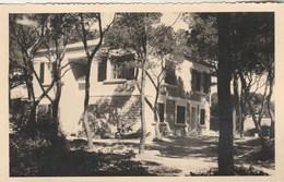 Photo Format 13,5 X 8,5  Cm - 1953 - SAUSSET Les Pins Bouches Du Rhône - Les Heures Claires - 2 Scan - Lieux