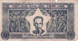 BILLET VIETNAM 100 DONG De 1950 @ PICK 33 - Vietnam