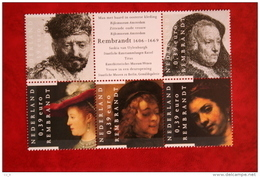Rembrandt ; NVPH 2429-2433 ; 2006 POSTFRIS / MNH ** NEDERLAND / NIEDERLANDE / NETHERLANDS - Ungebraucht