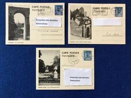 Luxembourg - Lot De 3 Cartes - Konvolut 3 Karten - Mondorf - Larochette - Luxembourg - Autres