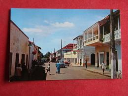 Guinea - Guiné Portuguesa - Bissau - Rua Dr.Oliveira Salazar - Guinea-Bissau