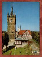 Bad Wimpfen, Blick Auf Blauen Turm (72743) - Bad Wimpfen