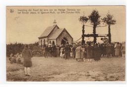 Hamont-Mulk  Inwijding Der Kapel Ter Eere Vd Heilige Theresia V H Kindje Jesus, Op 3den October 1928 - Hamont-Achel