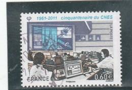 FRANCE 2011 CNES OBLITERE YT 4604 - France