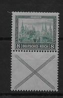 Combinación De Reich Nº Michel S-80 * - Zusammendrucke