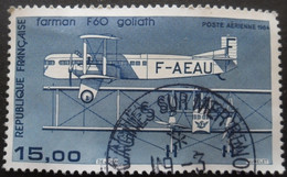 FRANCE Poste Aérienne N°57b Oblitéré - Poste Aérienne