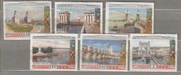 RUSSIA USSR 1953 River Transport Mint (*) No Gum Mi 1669-1674 #24582 - 1923-1991 URSS