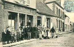 PRUNAY Le GILLON  =   Rue De L'Eglise   630 - Other Municipalities