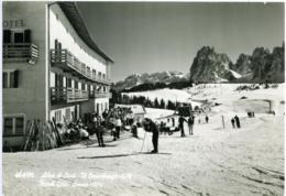 ALPE DI SIUSI  BOLZANO  Il Sassolungo  Dolomiti  Hotel Sole-Sonne  Sci  Ski - Bolzano